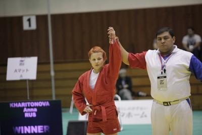 Поздравляем Анну Харитонову ссеребряной медалью чемпионата мира!