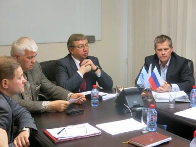 23апреля состоялось заседание Президиума Федерации самбо Москвы