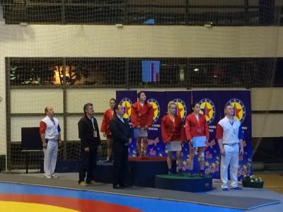 Шесть золотых медалей завоевали москвичи наПервенстве Европы