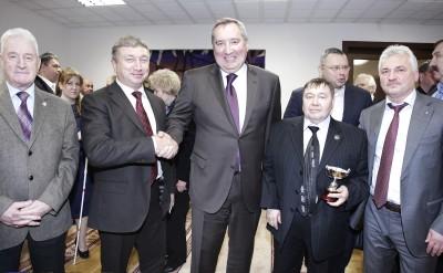 Заседание Попечительского совета иИсполкома Всероссийской федерации самбо