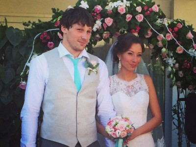 Поздравляем Вячеслава Михайлина сбракосочетанием!