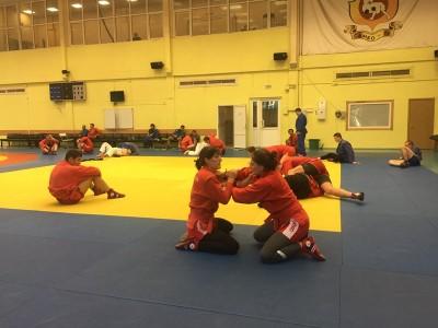 В«Самбо-70» проходит сбор поподготовке кЛетней Спартакиаде