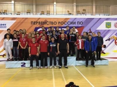 Московские спортсмены завоевали 13медалей наПервенстве России воВладивостоке
