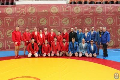 Первый в истории Международный семинар по самбо прошёл в Москве