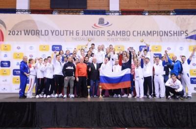 6 медалей завоевали московские самбисты на Первенстве мира по самбо среди юношей и девушек, юниоров и юниорок