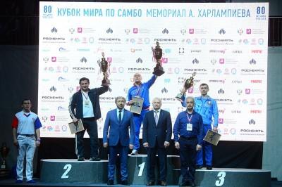 Кубок мира «Мемориал А.А.Харлампиева»