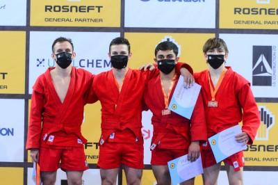 Ещё одна медаль в копилку сборной России по на Первенстве Европы среди юниоров и юниорок