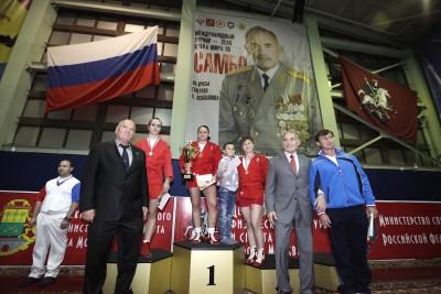 Сборная Москвы блестяще выступила наMеждународном турнире напризы А.А.Аслаханова