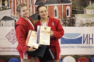 Дарья Бобрикова иТатьяна Аякина разграли финал взаключительный день первенства России