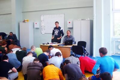 ВМоскве прошел семинар судей посамбо