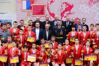 Турниры вСКМГСУ и«Самбо-70»