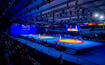 Москвичи успешно выступили наIIЕвропейских играх вМинске