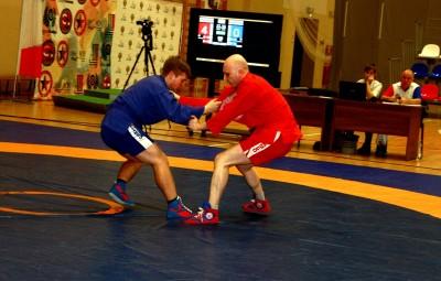Второй Чемпионат России посамбо-спорт слепых
