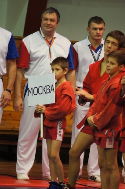 «Золото» идва «серебра» завоевали москвичи напервенстве России среди юношей вКстово