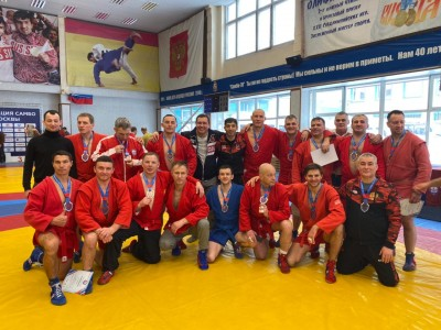Открытый Чемпионат Москвы 2021 года по самбо среди мастеров