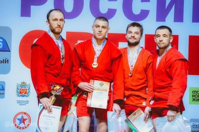 Чемпионат России по самбо стартовал в Оренбурге