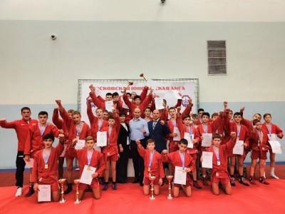 МЮЛ: Открытый турнир ГБУ МГФСО Москомспорта по самбо собрал более 200 участников